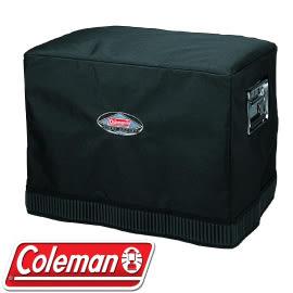 【Coleman 美國 經典鋼甲冰箱專用保護套】CM-61553/不鏽鋼冰箱/硬式冰桶★滿額送