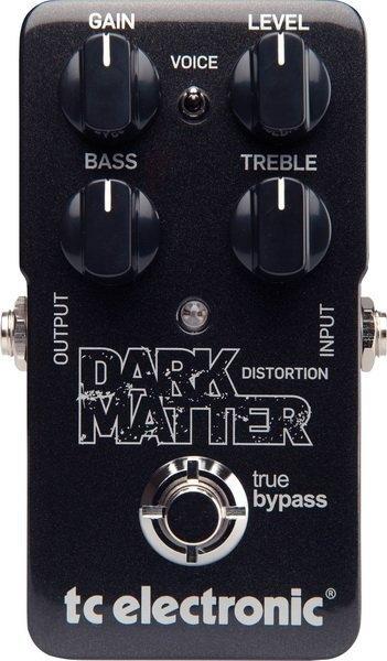 ☆ 唐尼樂器︵☆ TC Electronic Dark Matter Distortion 單顆 效果器
