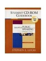二手書 Student CD-ROMs 5.0 with Guidebook and PowerWeb card (NAI) to accompany The Art of Public Sp R2Y 9780073265322