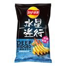 樂事大波浪蒜爆椒鹽蝦口味90G【愛買】