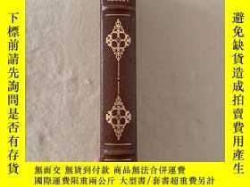二手書博民逛書店Franklin罕見library真皮限量本:The Walnut Door 頭版會員定制本Y28524 Jo