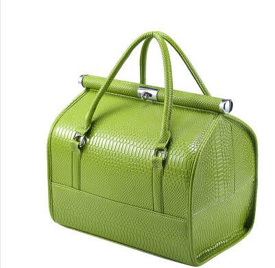 多層手提專業紋繡美甲彩妝美容美髮化妝箱化妝包工具箱跟妝箱
