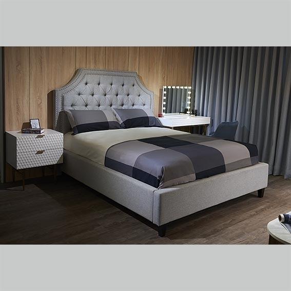 伊莉卡布床 雙人5尺 【HG】