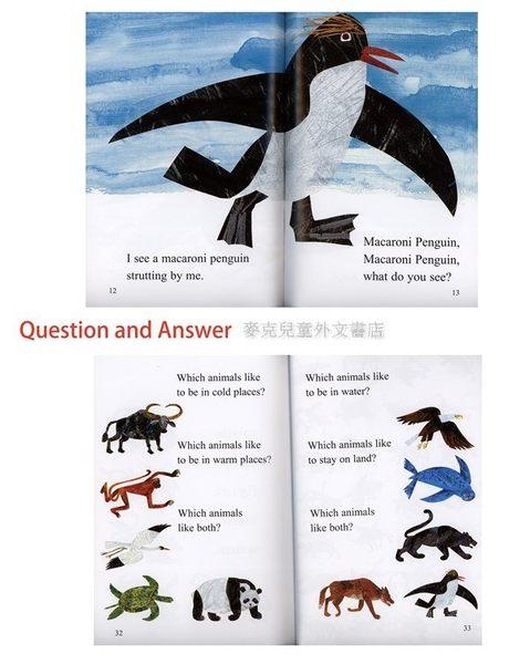 【麥克書店】BEAR BOOK READER BOXED SET /艾瑞卡爾BEAR系列讀本版