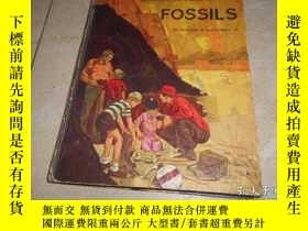 二手書博民逛書店EXPLORING罕見THE WORLD OF FOSSILS