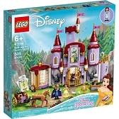 樂高積木 LEGO《 LT43196 》Disney Princess迪士尼公主系列 - Belle and the Beast's Castle