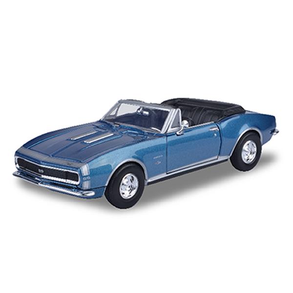 【Motormax】1比24經典合金車-1967雪佛蘭Chevy Camaro SS MMV73301