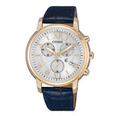 CITIZEN 星辰 XC系列光動能腕錶 ♥亞洲限定商品 2018新上市♥ FB1432-21A 藍x玫瑰金