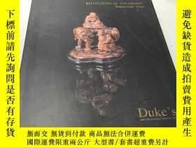 二手書博民逛書店Duke's罕見auctioneers since 1823Y2