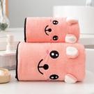 嬰兒浴巾帶帽斗篷披風純棉超柔軟吸水新生兒童寶寶洗澡卡通大毛巾快速出貨