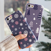 韓國 聖誕主題 硬殼 手機殼│iPhone 6 6S 7 8 Plus X XS MAX XR 11 Pro LG G7 G8 V40 V50│z8135