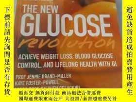 二手書博民逛書店the罕見new glucose revolotionY2187