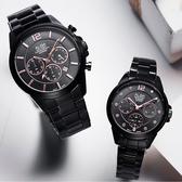 ALBA雅柏 情人最時尚 情侶對錶-44+36mm VD53-X352SD+VD75-X123SD(AT3G39X1+AP6641X1)