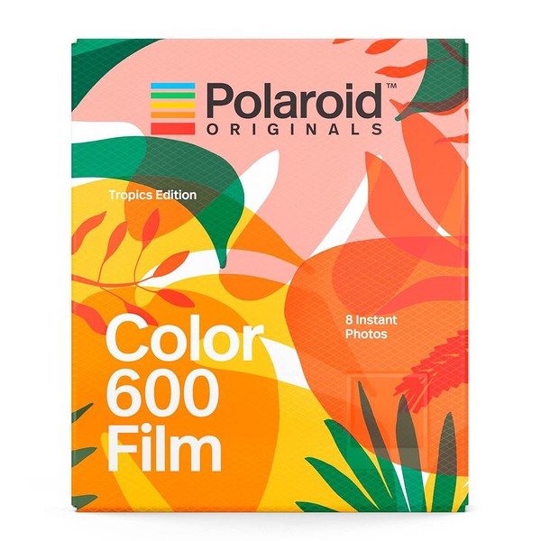Polaroid Color Film for 600 彩色底片(熱帶版)/2盒 (4848)