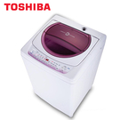 [TOSHIBA 東芝]10公斤 星鑽不鏽鋼槽洗衣機-薰衣紫 AW-B1075G-WL