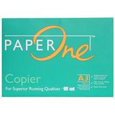 【奇奇文具】紙享優惠!Paperone 影印紙 A3 PAPER ONE 80P A3影印紙 (5包/箱)