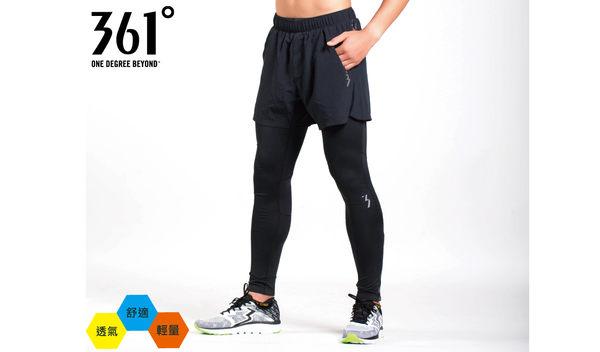361-QU!K FIX™ 5英吋有內襯短褲