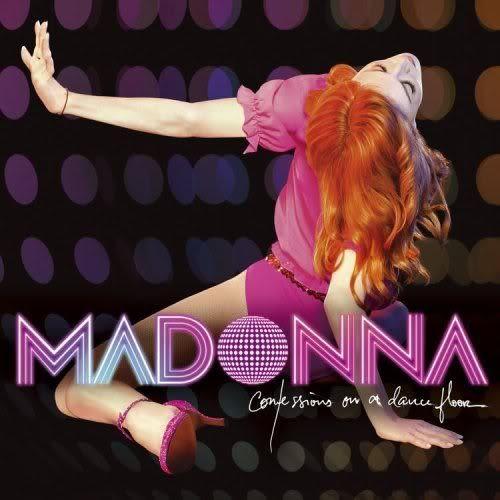 瑪丹娜  娜‧語‧錄 CD Madonna  Confessions On A Dance Floor Future Disco   (音樂影片購)