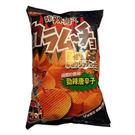 卡辣姆久厚切洋芋片 勁辣唐辛子口味78g...