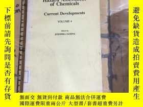 二手書博民逛書店Hazard罕見Assessment of Chemicals:
