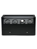 OC開合新品機械表收納盒搖表器家用轉表器晃表器木質自動上鏈表盒 百分百