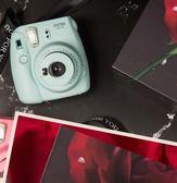 拍立得 instax mini9一次成像相機立拍立得迷你9情人節浪漫禮盒mini9 免運 艾維朵