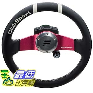 (美國官網代訂) Fanatec ClubSport steering wheel Drift Xbox One  方向盤面