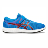 ASICS PATRIOT 11 PS [1014A071-400] 中童鞋 運動 跑步 輕量 透氣 舒適 亞瑟士 藍