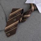 男士領帶 男士領帶jk日系創意裝飾領帶dk潮【快速出貨八折搶購】