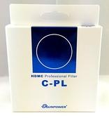SUNPOWER TOP1 86mm HDMC C-PL Filter 超薄框 鈦元素鍍膜 偏光鏡 湧蓮公司貨 台灣製造