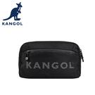 【橘子包包館】KANGOL 英國袋鼠 腰包 61251782 胸前包 黑色 黃色 綠色