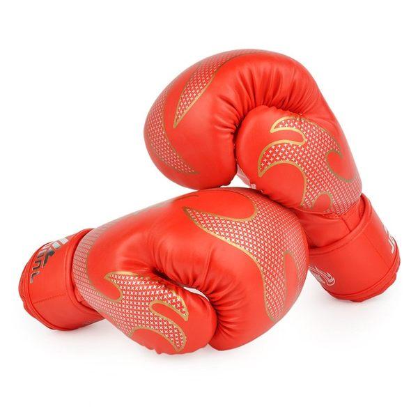 小熊居家九段龍拳擊散打拳套 搏擊沙袋手套專利 散打手套搏擊手套特價