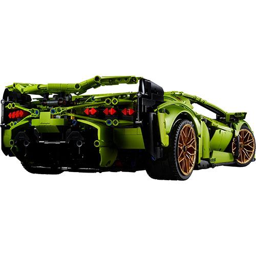 樂高積木 LEGO《 LT42115 》科技 Technic 系列 - Lamborghini Sián FKP 37 / JOYBUS玩具百貨