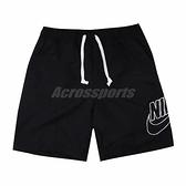 Nike 短褲 NSW Alumni Woven Shorts 男款 跑步 健身 膝上 運動褲 【ACS】 DB3811-010