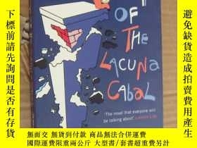 二手書博民逛書店The罕見Last Days of the Lacuna Cab