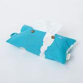 暖雲朵面紙盒套-生活工場