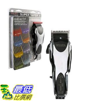 [美國直購] Wahl 8470-500 理髮器 Professional Super Taper II Hair Clipper with Accessories