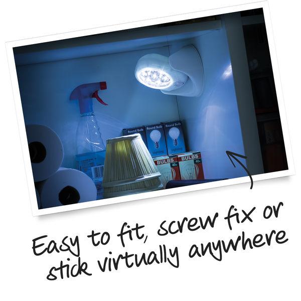 【現貨】TV360度自動感應燈旋轉LED燈 360度感應燈 Light angel感應燈
