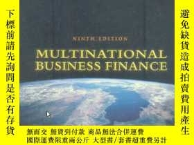 二手書博民逛書店Multinational罕見Business Finance(