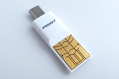 PISEN Micro USB OTG TF 讀卡機 手機/平板與電腦兩用讀卡機 加記憶卡就是隨身碟