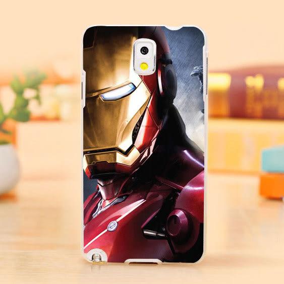 Samsung Galaxy Note 4 N9100 N910U 手機殼 軟殼 保護套 復仇者聯盟 鋼鐵人