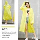 雨衣 雨衣長款全身成人加厚雨衣外套自行車雨衣旅行便攜雨衣 aj1602『美好時光』