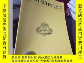 二手書博民逛書店Géotechnique罕見Volume LXVI Number