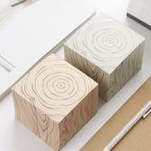 【03340】 木紋可撕便簽本 600張 便籤 便條紙 文具 開學 辦公室