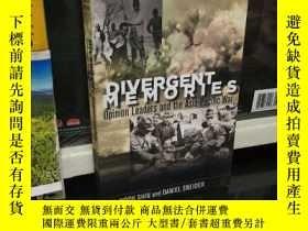 二手書博民逛書店Divergent罕見Memories: Opinion Leaders and the Asia-Pacific