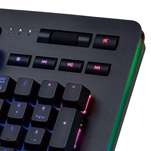 Thermaltake 曜越 TT Premium Level 20 RGB Cherry MX 青軸 機械式鍵盤 KB-LVT-BLBRTC-01
