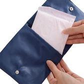 便攜可摺疊衛生巾收納包裝姨媽巾袋