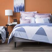 HOLA 嵐光透氣天絲床包兩用被組雙人