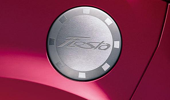 莫名其妙倉庫【原廠 油箱蓋】福特 Ford New Fiesta 不鏽鋼 金屬  TDCi ST RS 1.4 1.6 國產進口
