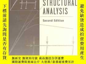 二手書博民逛書店罕見Matrix Structural Analysis, 英文
